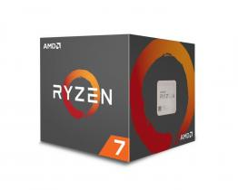 AMD Ryzen 7 2700X AM4 3,7GHz BOX