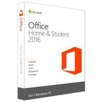 Microsoft Office 2016 Home & Student 1 USER ML ENG