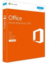 Microsoft Office 2016 Home & Business 1 USER ML GER